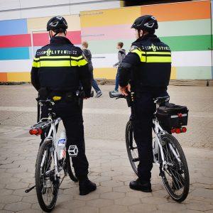 bijpolitiepolitiefietspolitiebiker